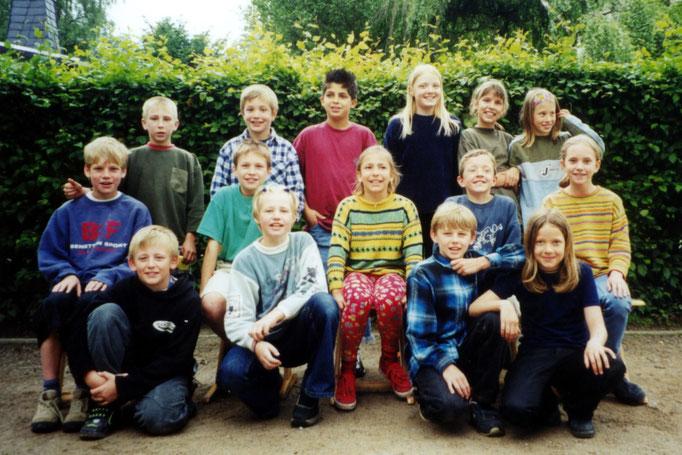 Abgänger 2000 (Gutenberg) - Klassenlehrerin Frau Meier