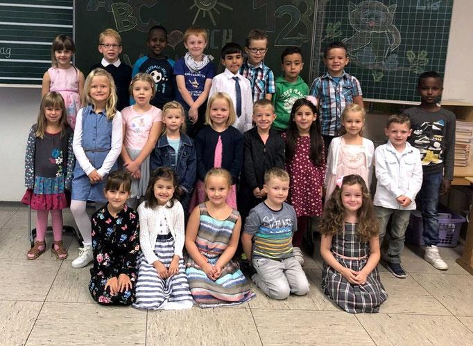 Klasse 1e - Klassenlehrerin Frau Schumacher