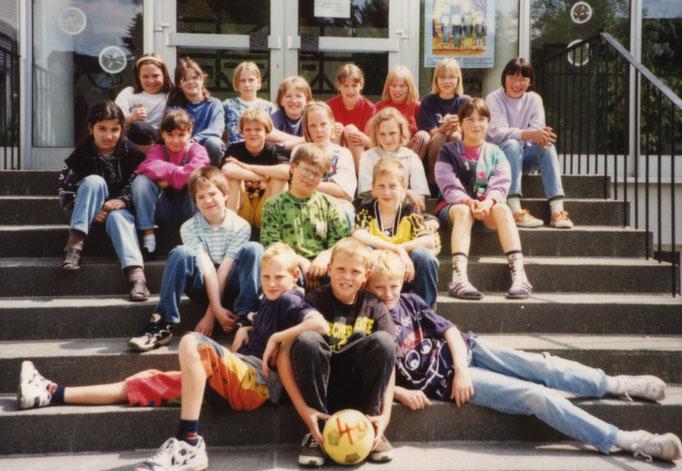 Abgänger 1997 (Gutenberg) - Klassenlehrer Herr Hense