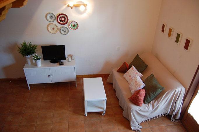Saiberri - Studio Duplex en location de vacances au pays basque - Sare