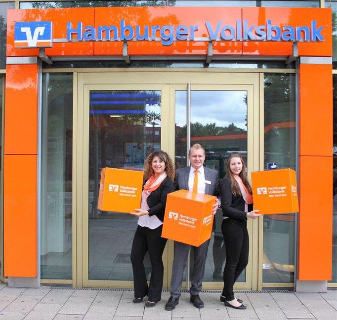 Hamburger Volksbank, Quarree 8-10