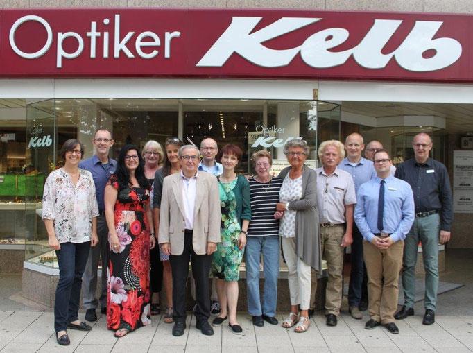 Optiker Kelb, Wandsbeker Marktstraße 81-83