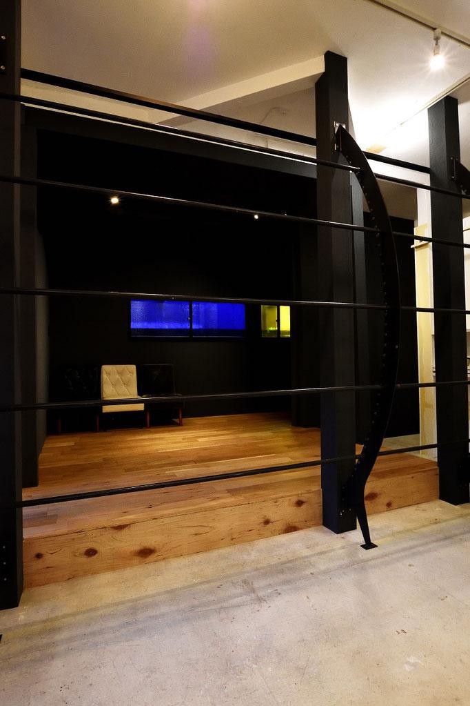 オーク 120幅 単板貼り フローリング オスモ塗装 キャラクター andwood アンドウッド 新潟