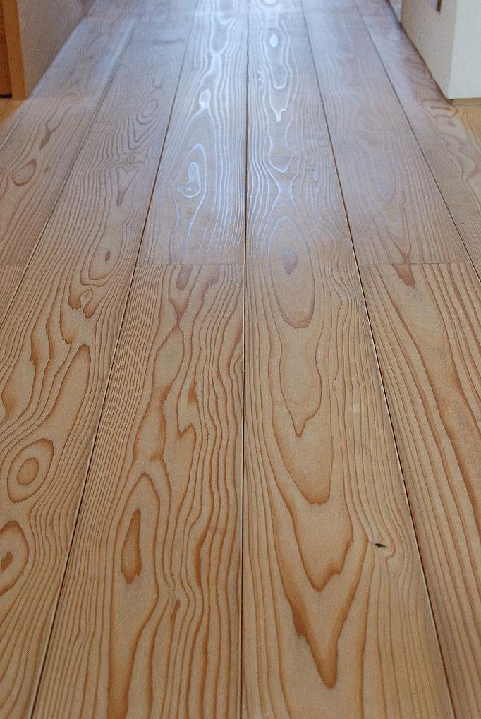 杉 無垢 フローリング アンドウッド andwood 施工例