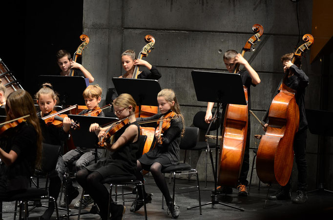 Petit Orchestre du Conservatoire cantonal