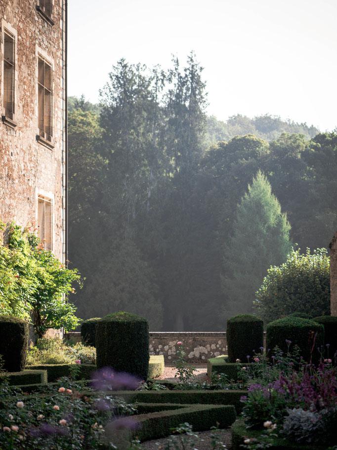 Château de Courtanvaux à Bessé-sur-Braye