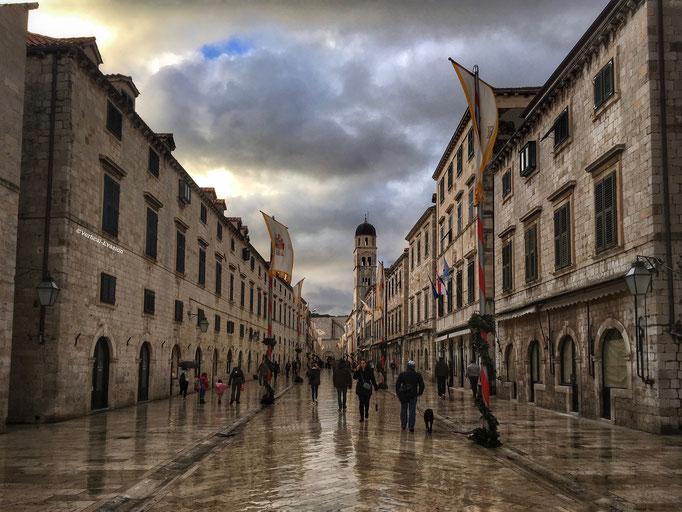 Dubrovnic - Croatie
