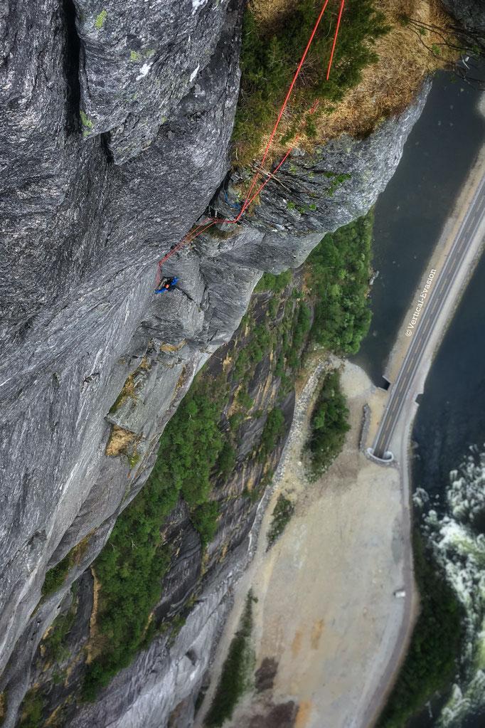 Trollveggen - Norvège