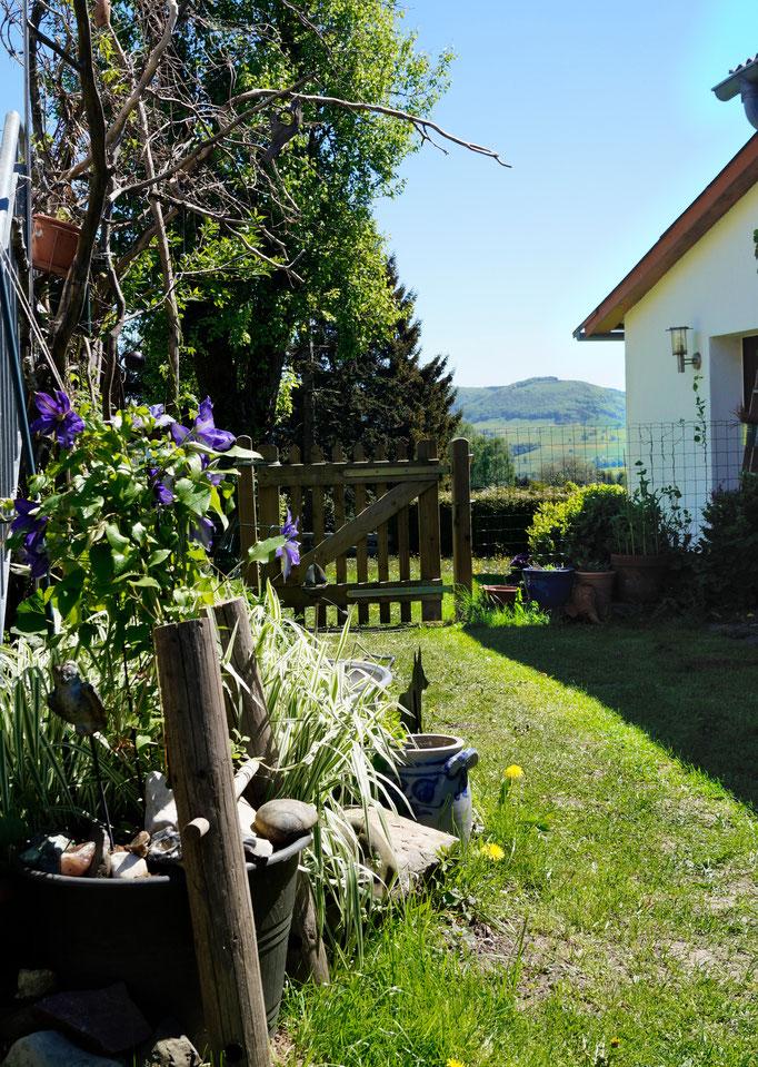 Der Garten.