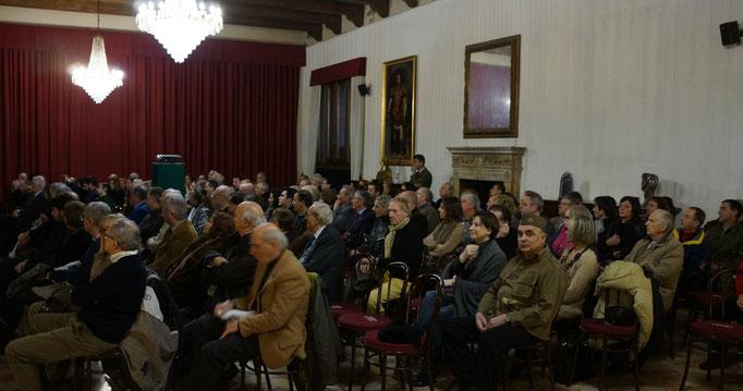 Sala del Circolo Ufficiali dell'Esercito di Verona