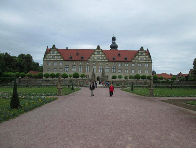 Schloss Weikersheim.