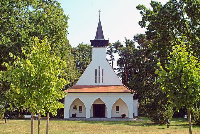 Kirche in Baabe