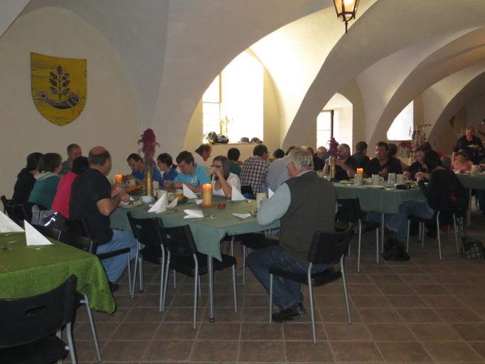 Vereinsausflug Schloß Rosenburg