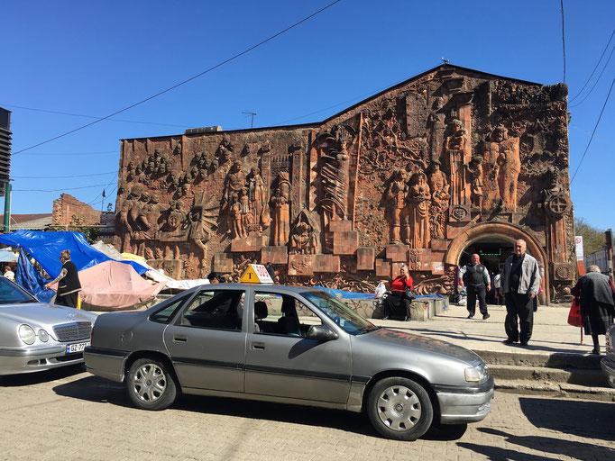 Markt in Kutaisi
