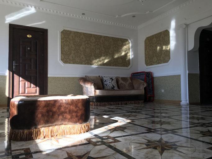 Hotel Edemi in Kutaisi - Flur