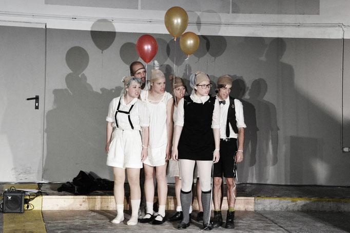 """""""Brunnenlichter"""" - Rolle: Mutter, Eine Frau // (2016)"""