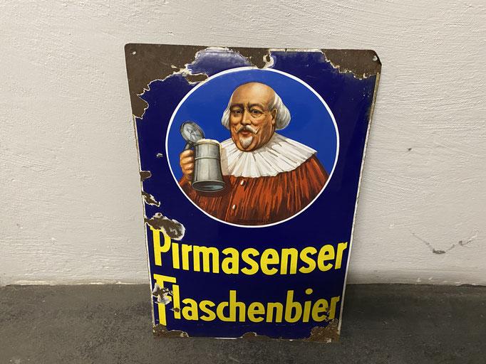 Ankauf von Reklameschilder aus der Vergangenheit