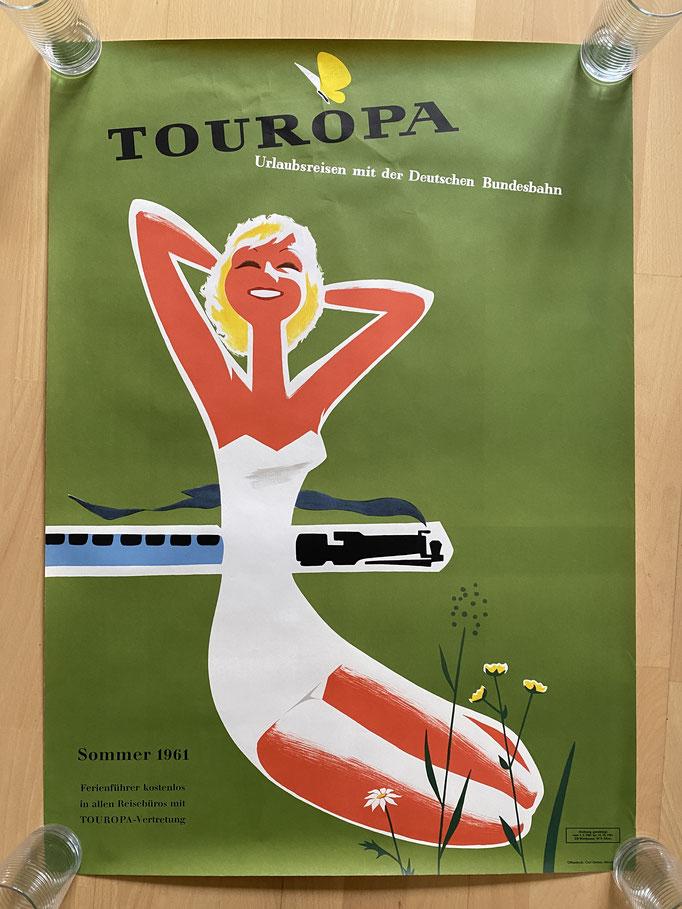 Ankauf von Reiseposter aus den 1950er Jahren
