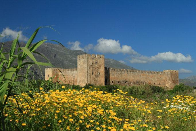 Frankocastello et son chateau