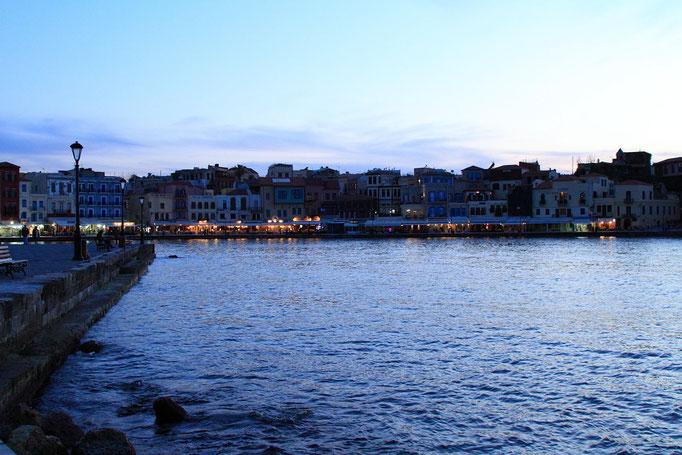 La Canéé, le port Vénicien