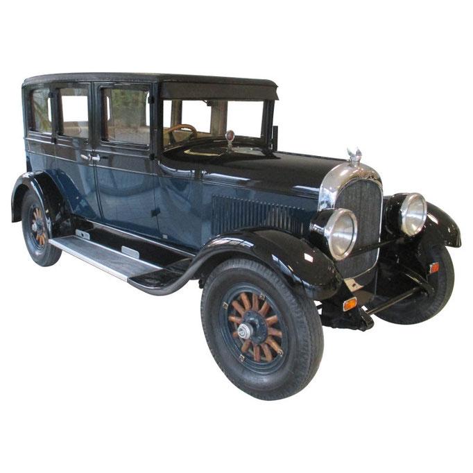 Restaurierter Chrysler 70 von 1923