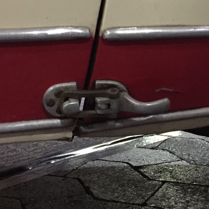 Messerschmitt Original Verschluss