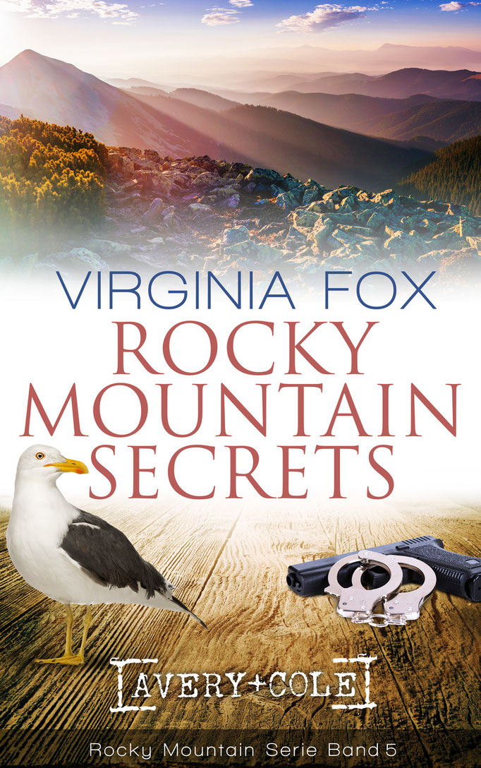 Rocky Mountain Secrets von Virginia Fox (Band 5 der Rocky Mountain-Serie, Dez. 2015)