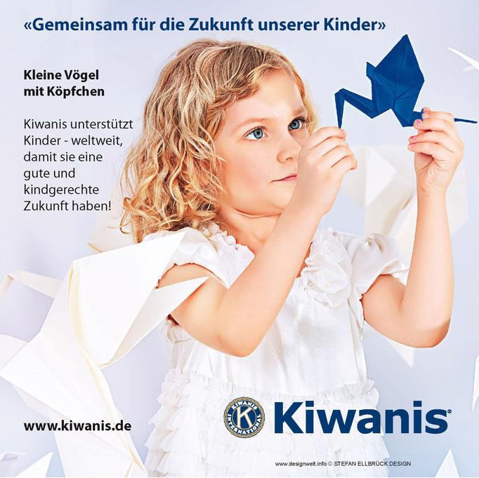 Kiwanis-Deutschland Anzeige © Stefan Ellbrück