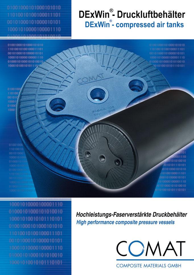 Circomp / Comat GmbH / Messeposter