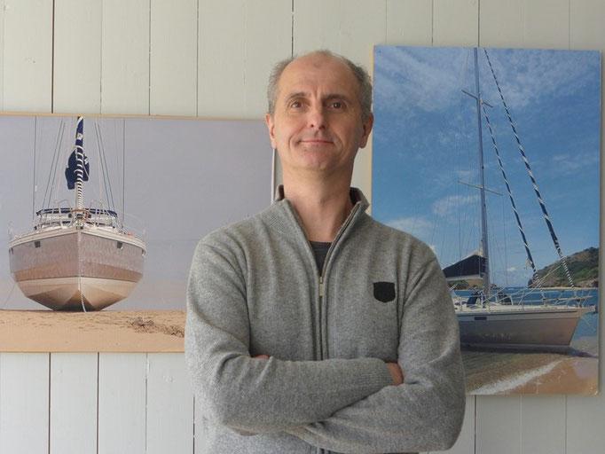Dominique Bleunven : Dirigeant du chantier depuis 2002