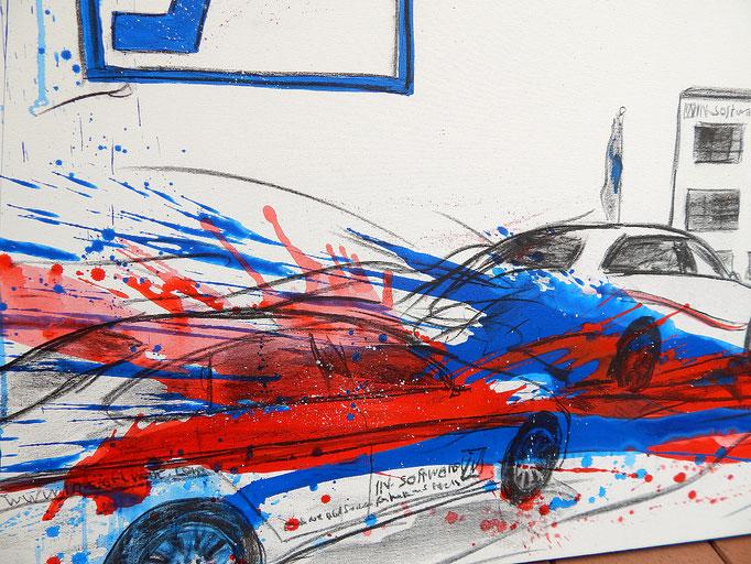 detail Kunst logo Unternehmen