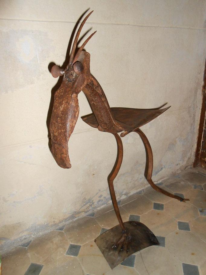 Oiseau  h 50cm indisponible