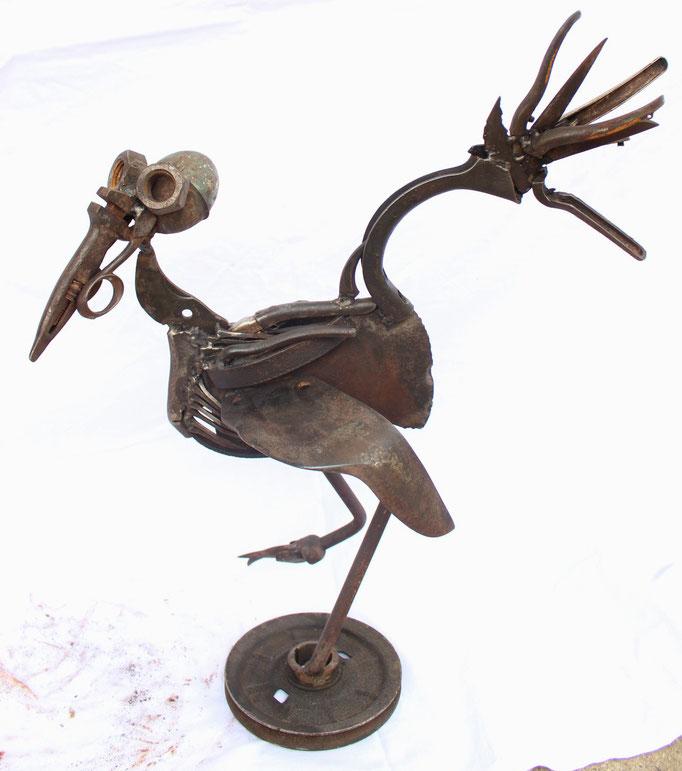 Oiseau  h 50 cm indisponible