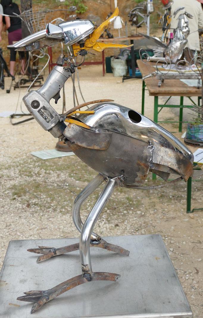 oiseau h 60 cm disponible