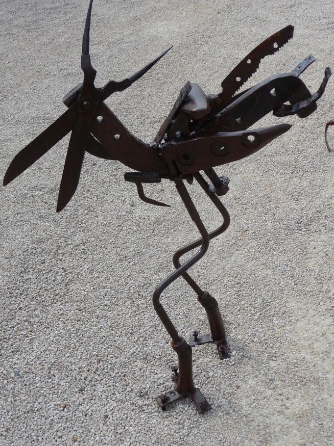 Oiseau h 100 cm       indisponible