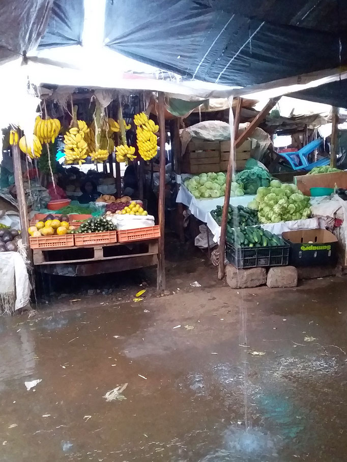 The best market place on earth. Except if it starts raining and you get stuck there for 40 mins. But people are so nice there