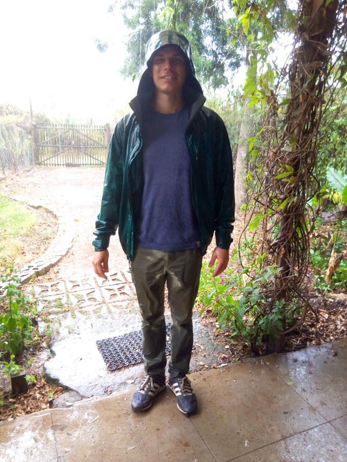 Welcome rainy season ;-)