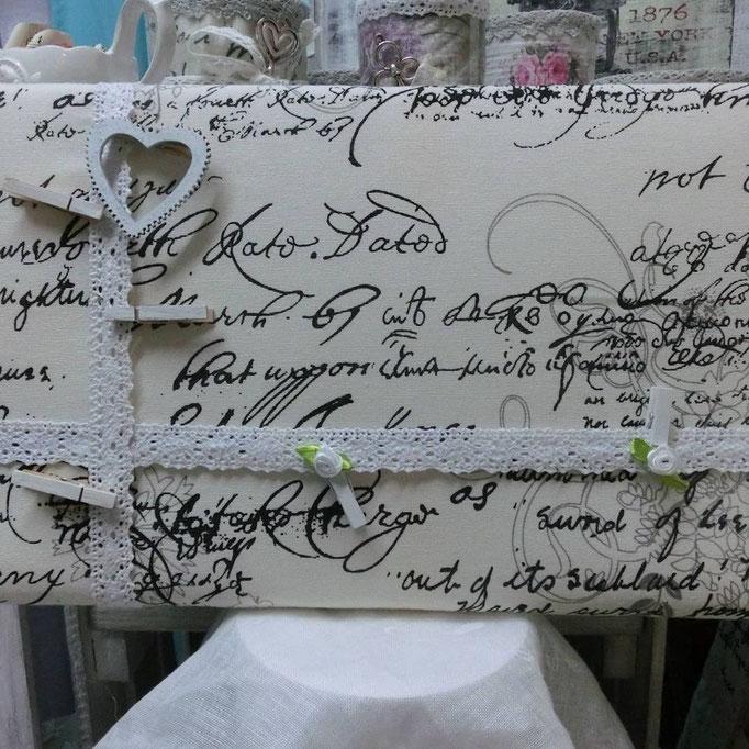 Memoryboard Letter
