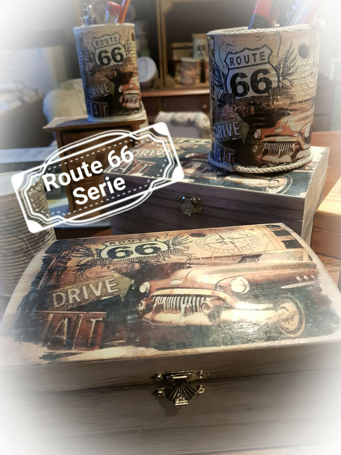 Serie Route 66