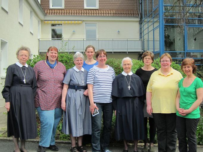 Bad Gandersheim 2012, bei den Diakonissen