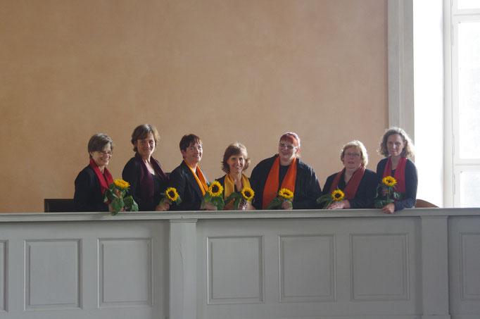 Potsdam 2012, Französische Kirche