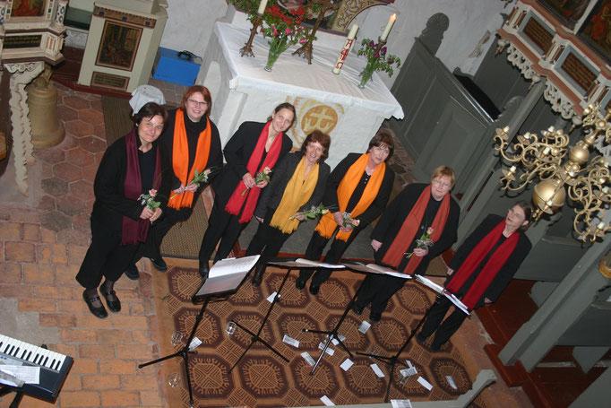 Vehlow 2010, Kirche
