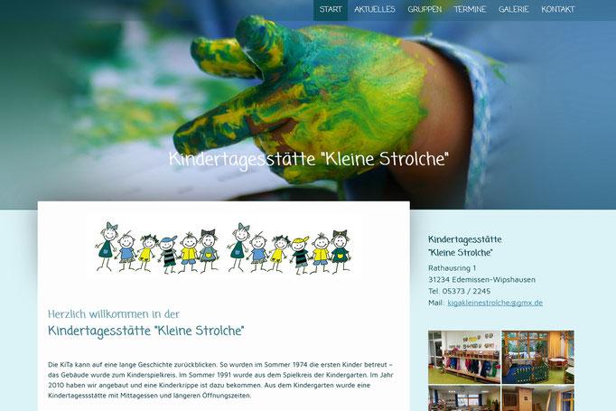 """Kindertagesstätte """"Kleine Strolche"""" Wipshausen"""