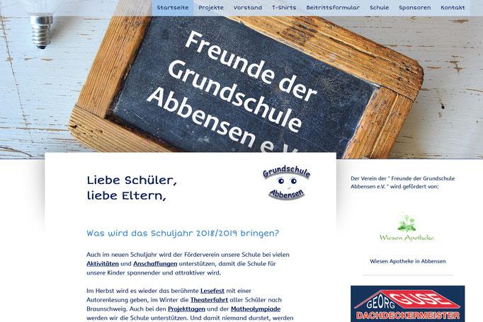 Förderverein Grundschule Abbensen