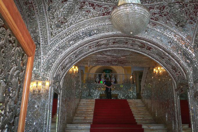 Der Golestanpalast in Tehran