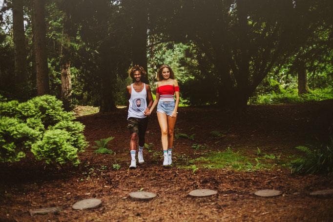 Foto: Eric Kazak Models: Kelly Sue und Marcel-Yao