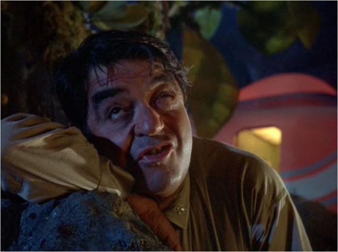 der bekannte Österreich-stämmige Schauspieler Kurt Kasznar als Taugenichts Alexander Fitzhugh sorgte für einige komische Momente