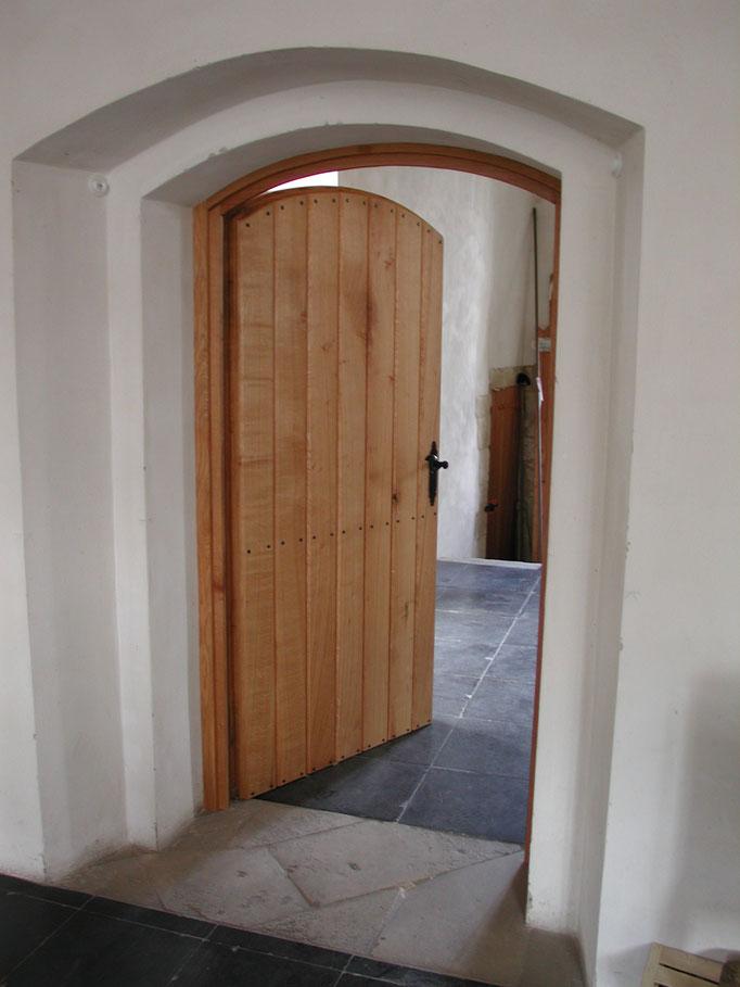 Türen für Zimmer und Häuser