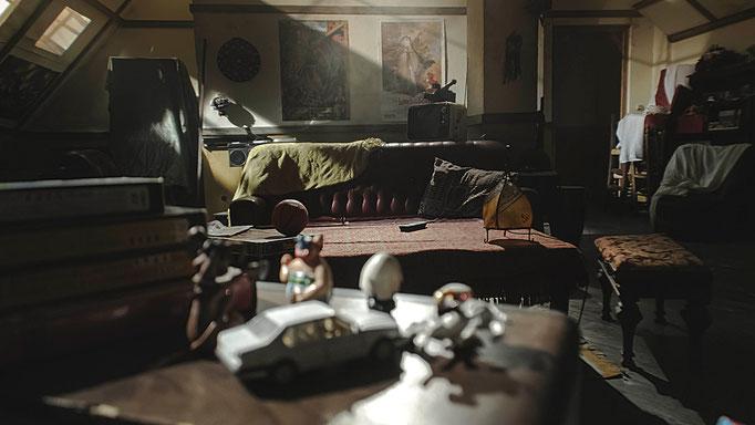 """""""Generación Goonies""""  - TV Series - Art director/Photographer"""