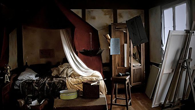 """Shadows in the wind"" - Shortfilm - Art Director"